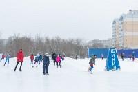 В Туле прошли массовые конькобежные соревнования «Лед надежды нашей — 2020», Фото: 4