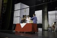 Репетиция в Тульском академическом театре драмы, Фото: 48
