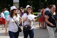 В Центральном парке Тулы прошел фестиваль близнецов, Фото: 17