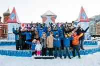 Физкультминутка на площади Ленина. 27.12.2014, Фото: 53