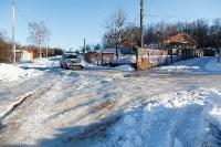 В поселке Барсуки по улицам текут нечистоты, Фото: 12
