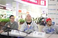 Бойцы М-1 провели открытую пресс-конференцию и встретились с фанатами, Фото: 13