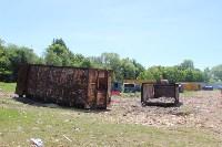 В Тульской области незаконно сжигали московский мусор, Фото: 31