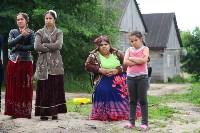 В Плеханово продолжается снос незаконных цыганских построек, Фото: 18