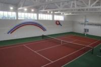 Открытие спортивного зала и теннисного центра в Новомосковске, Фото: 29