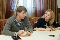 Алексей Ягудин и Татьяна Тотьмянина в Туле, Фото: 21
