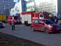 Авария на ул. Демонстрации 15 ноября, Фото: 1