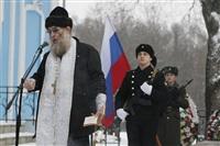 Никита Руднев-Варяжский, внук легендарного командира «Варяга» с визитом в Тульскую область, Фото: 15