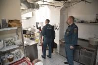 Какие нарушения правил пожарной безопасности нашли в ТЦ «Тройка», Фото: 41