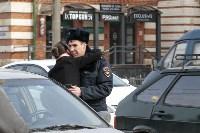 Полиция поздравила тулячек с 8 Марта, Фото: 30