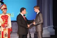Владимир Груздев поздравил тульских выпускников-медалистов, Фото: 50
