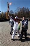 Первый этап эстафеты олимпийского огня: Пролетарский район, Фото: 42