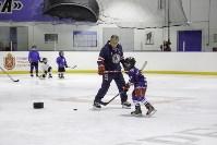 Легенды хоккея провели мастер-класс в Туле, Фото: 9