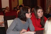 Андрей Спиридонов, министр Тульской области, познакомил студентов с проектом «Открытый регион 71», Фото: 14