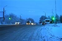 Новый светофор на Щекинском шоссе, Фото: 6