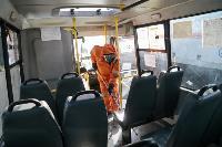 Дезинфекция транспорта в Туле, Фото: 16