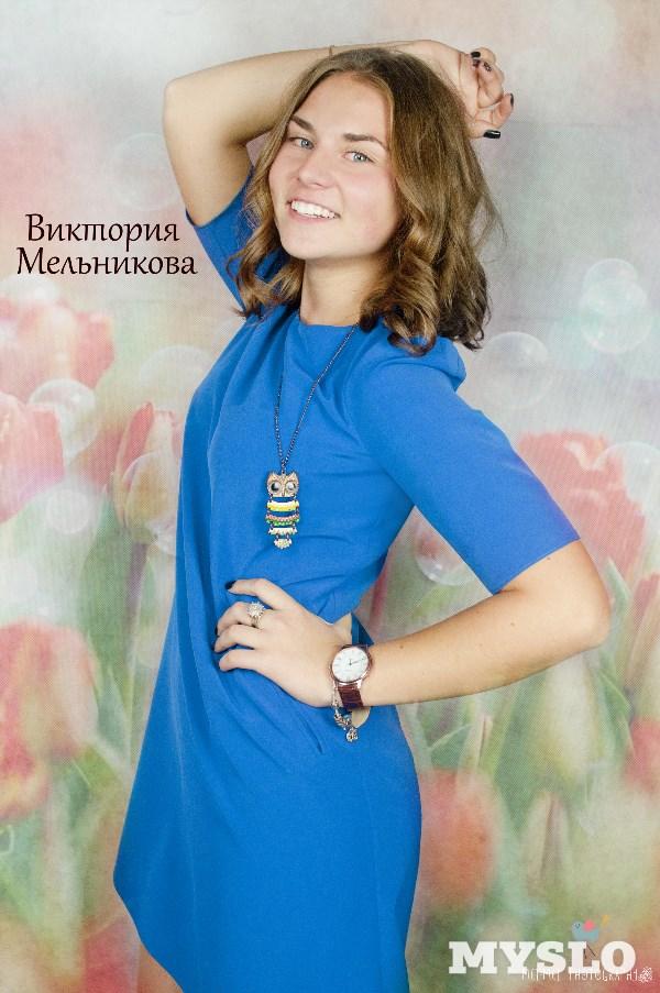 Виктория Мельникова, 18 лет, Тула. Студентка Института законоведения и управления Всероссийской полицейской ассоциации, будущий прокурор.