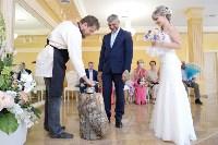 В Туле чествовали молодожёнов и супругов-юбиляров, Фото: 38