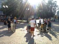 первый канал снимает кино про ментов/лубов/разлуку, Фото: 20