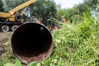 Ремонт труб в деревне Алексеевка, Фото: 2