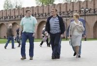 Алексей Дюмин посетил Тульский кремль, Фото: 2