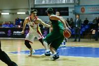 Тульские баскетболисты «Арсенала» обыграли черкесский «Эльбрус», Фото: 50