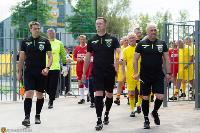 Ветераны «Спартака» и «Арсенала» сыграли в Туле на новом поле Центрального стадиона, Фото: 28