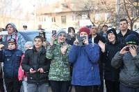 У дома, поврежденного взрывом в Ясногорске, демонтировали опасный угол стены, Фото: 39