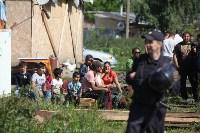 Демонтаж незаконных цыганских домов в Плеханово и Хрущево, Фото: 72