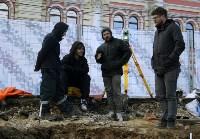 Как проходили раскопки в центре Тулы, Фото: 10