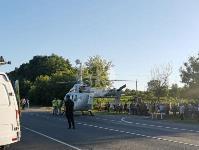 В Тульской области фура влетела в автобус: перекрыта трасса М-2, Фото: 10
