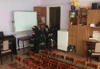 Учения в детском саду Новомосковска, Фото: 8