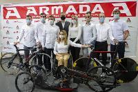 Паралимпийская команда Армада в Туле, Фото: 2