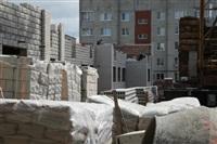 Владимир Груздев проинспектировал строительство жилья в Кимовске и в Донском, Фото: 10