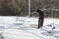 Центральный парк культуры и отдыха им. Белоусова. Декабрь 2013, Фото: 34