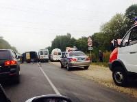 """Авария на трассе """"Тула-Новомосковск"""", Фото: 14"""