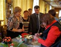 Областной конкурс профессионального мастерства школьных поваров., Фото: 4