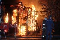 Крупный ночной пожар в Туле, Фото: 26