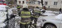 Последствия непогоды в Туле, Фото: 7