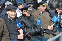 Репетиция Парада Победы в подмосковном Алабино, Фото: 7