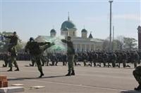 Военный парад в Туле, Фото: 43