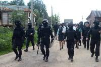 В Плеханово начали сносить дома в цыганском таборе, Фото: 5