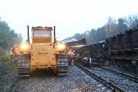 Крушение поезда в Тульской области, Фото: 2