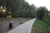 Благоустройство территории пруда в Комсомольском парке, Фото: 2