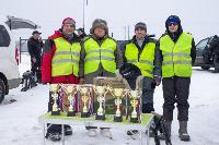 В Туле выбрали лучших рыбаков по ловле на блесну со льда, Фото: 63