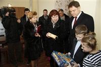Встреча Владимира Груздева с семьей Котогаровых, Фото: 7