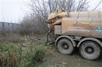 Прорыв канализации на улице Столетова, Фото: 16
