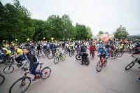 В Туле прошел большой велопарад, Фото: 184