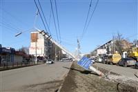 ДТП в районе перекрестка ул. Ложевой с ул. Калинина., Фото: 12