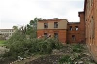 Последствия урагана в Ефремове., Фото: 20